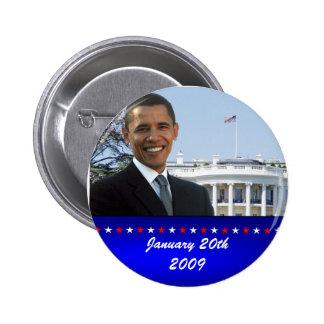 Pin de la Casa Blanca de Obama