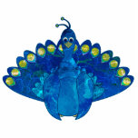 Pin de la escultura del azul de pavo real esculturas fotograficas