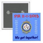PIN de la graduación PIR