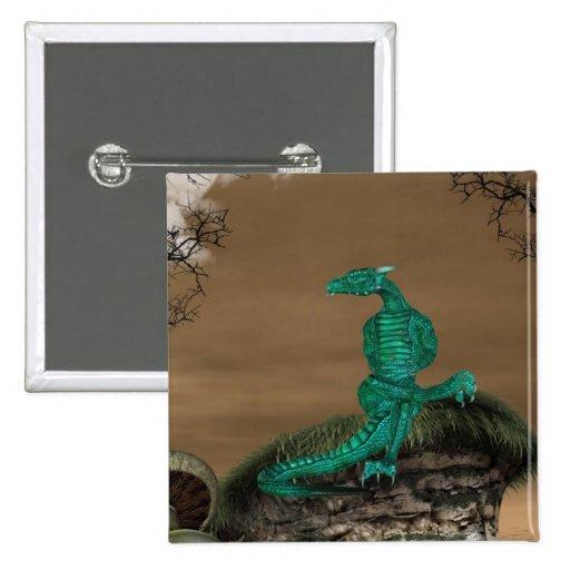 Pin de la guarida de los dragones