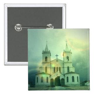 Pin de la iglesia cristiana
