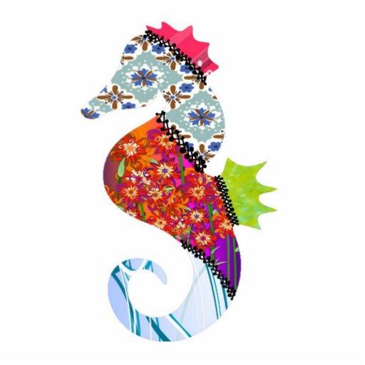Pin de la joyería del mascota del remiendo del Sea Pin Fotoescultura