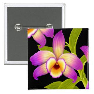 Pin de la orquídea de Nobile del Dendrobium