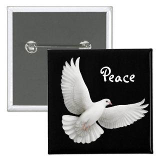 Pin de la paloma de la paz