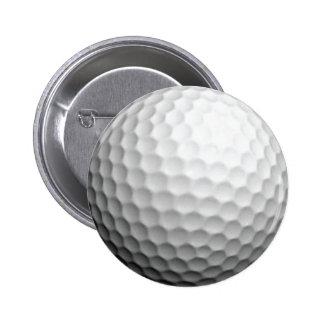 Pin de la pelota de golf