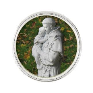 Pin de la solapa de St Anthony