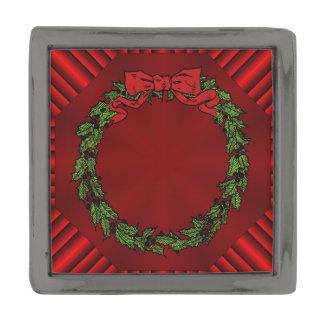 Pin de la solapa del navidad del Calliope Pins Metalizados
