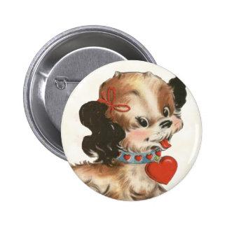 Pin de la tarjeta del día de San Valentín del niño