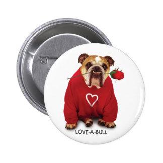 Pin de LOVE-A-BULL