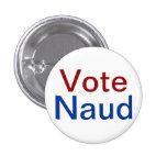 Pin de Naud del voto