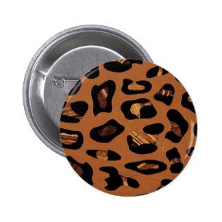 Pin de piedra del leopardo