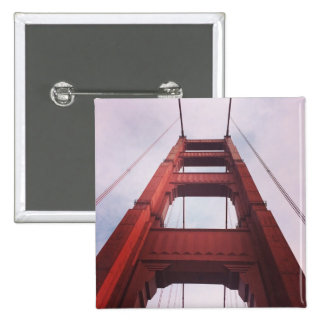 Pin de puente Golden Gate Pin Cuadrada 5 Cm