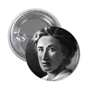 Pin de Rosa Luxemburg