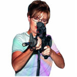 PIN de Sarah Palin o Escultura Fotográfica