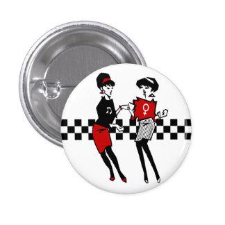 Pin de Ska Pin Redondo 2,5 Cm