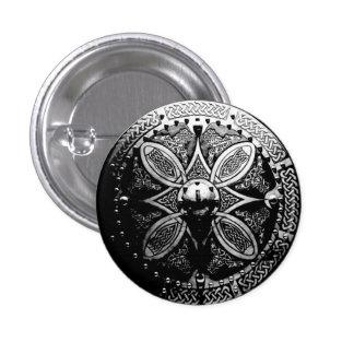 Pin de Targe de la broche Pin Redondo 2,5 Cm