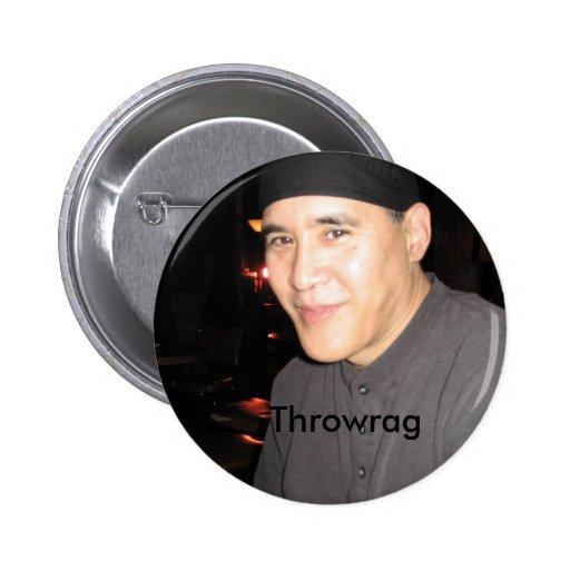 Pin de Throwrag Pin Redondo 5 Cm