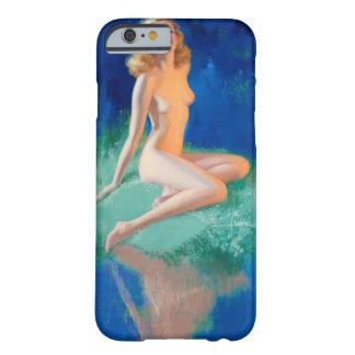 Pin de Venus encima del arte Funda Para iPhone 6 Barely There