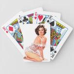 Pin del amor para arriba baraja cartas de poker