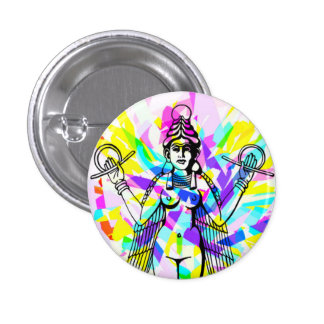 Pin del arco iris de Inanna
