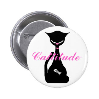 Pin del botón de Cattitude