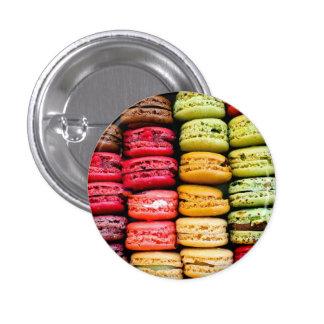 Pin del botón de Macaron