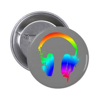 Pin del botón del arte gráfico de la plantilla del