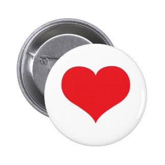 Pin del corazón