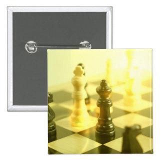 Pin del cuadrado del tablero de ajedrez