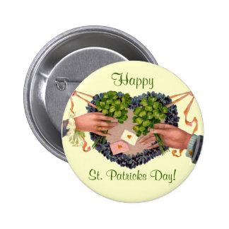 Pin del día de St Patrick del vintage