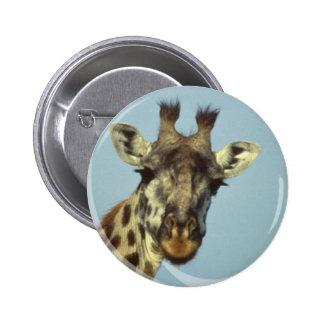 Pin del diseño de la jirafa