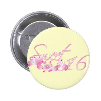 Pin del dulce 16 pin redondo 5 cm