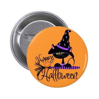 Pin del feliz Halloween
