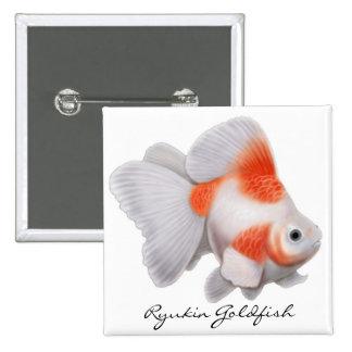 Pin del Goldfish de Ryukin