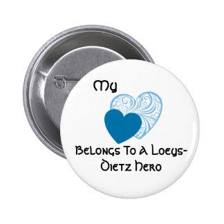 Pin del héroe de Loeys-Dietz