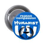 Pin del humanista de UU