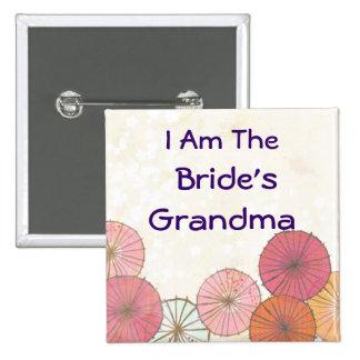 Pin del identificador del nombre de la abuela del