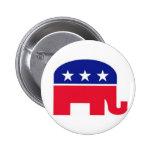 Pin del instinto: Elefante republicano