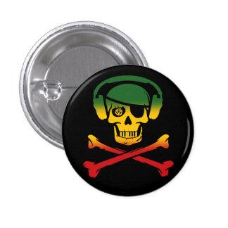 Pin del pirata de la música: Versión del reggae