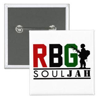 Pin del souljah de RBG
