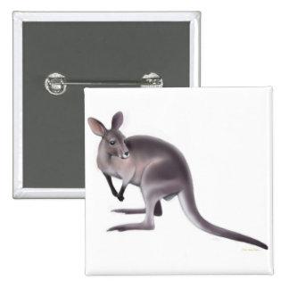 Pin del Wallaby de Bennetts