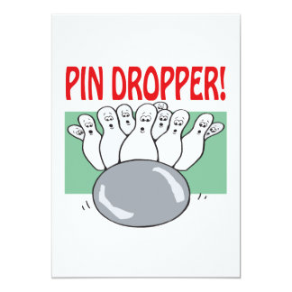 Pin Dropper Card