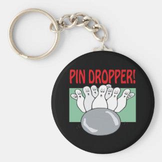 Pin Dropper Key Chain