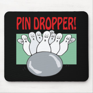 Pin Dropper Mouse Pad