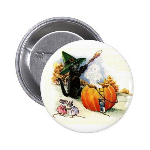 Pin dulce de Halloween