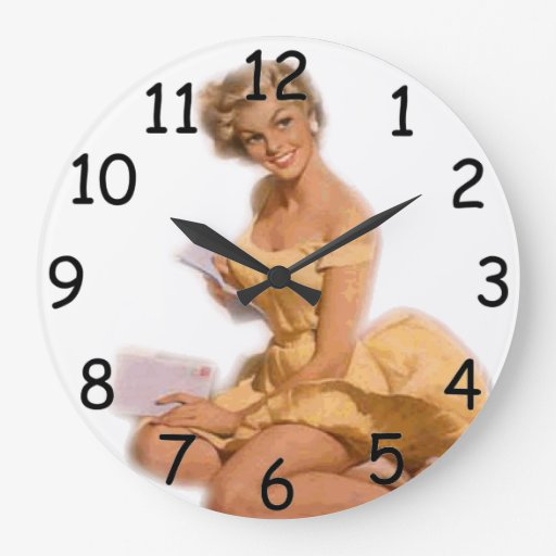 Pin encima del reloj del Blonde de Classie