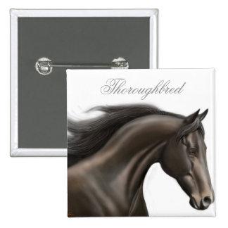 Pin excelente del caballo