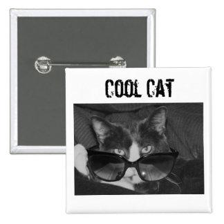 Pin fresco del gato