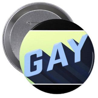 """Pin - """"Gay """""""