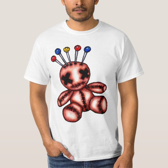 Pin Head Voodoo Doll T-Shirt